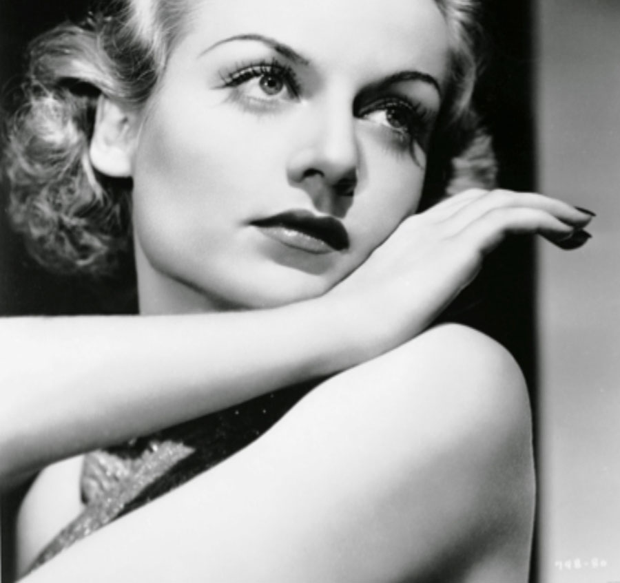 The history of 1930's make up